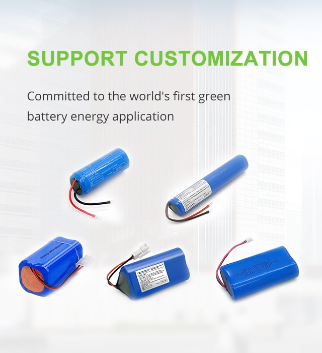 custom green battery energy application